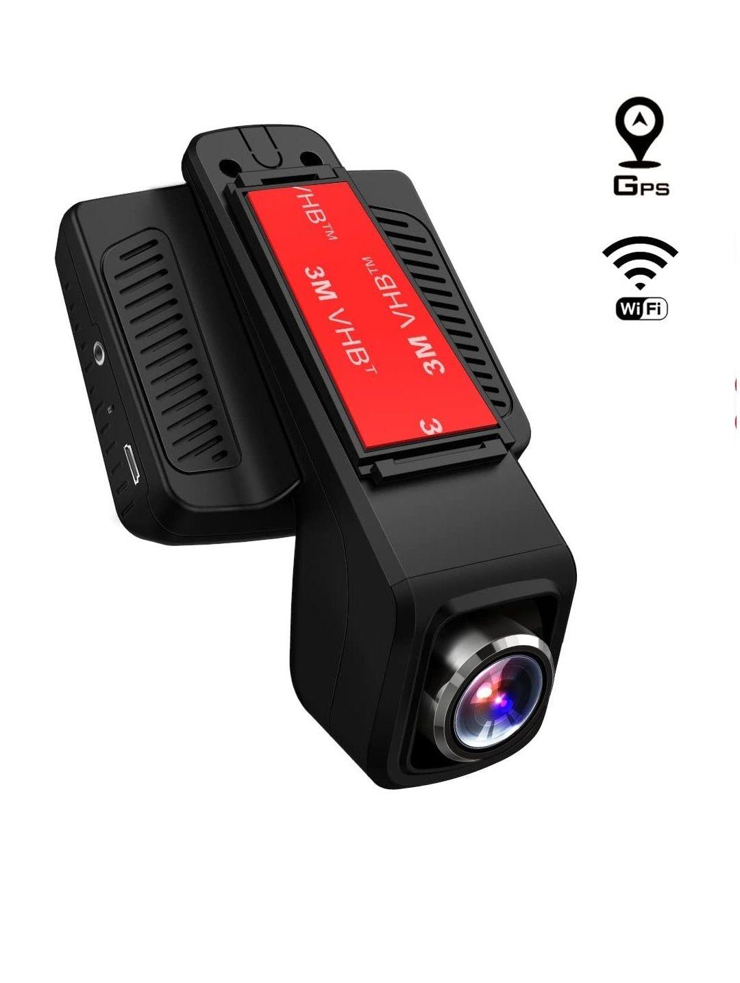 "Caméra embarquée Toguard CE20G - Full HD, GPS, WiFi, Angle de 170 Degrés, Écran 2.45"" (Vendeur tiers)"