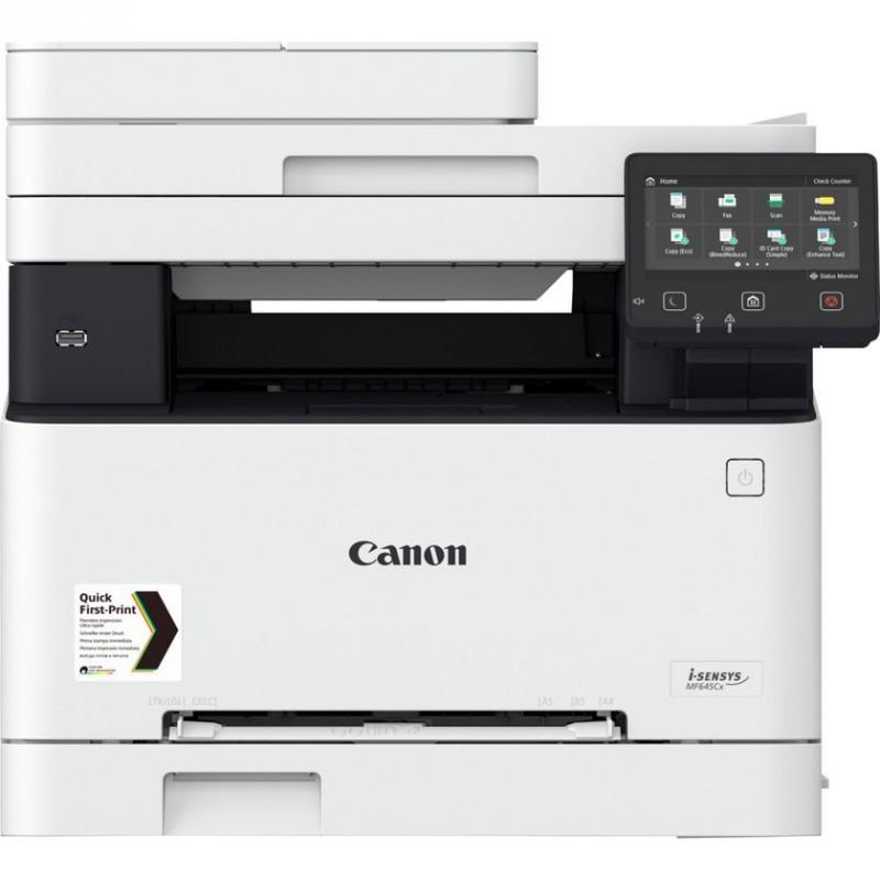 Imprimante Multifonction Laser Couleur Canon i-Sensys MF645Cx (busiboutique.com)