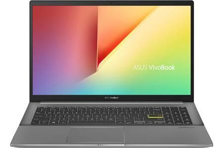 "PC portable 15.6"" Asus VivoBook S533IA-BQ147T - FHD IPS, Ryzen 7 4700U, SSD 1 To, 16 Go RAM"