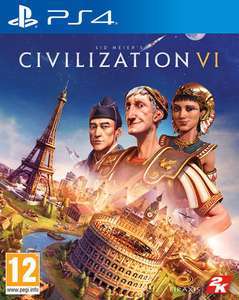 Civilization VI sur PS4 et Nintendo Switch