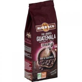 Paquet café en grain Alter Eco Guatemala - 500g, Cora Molsheim (57)