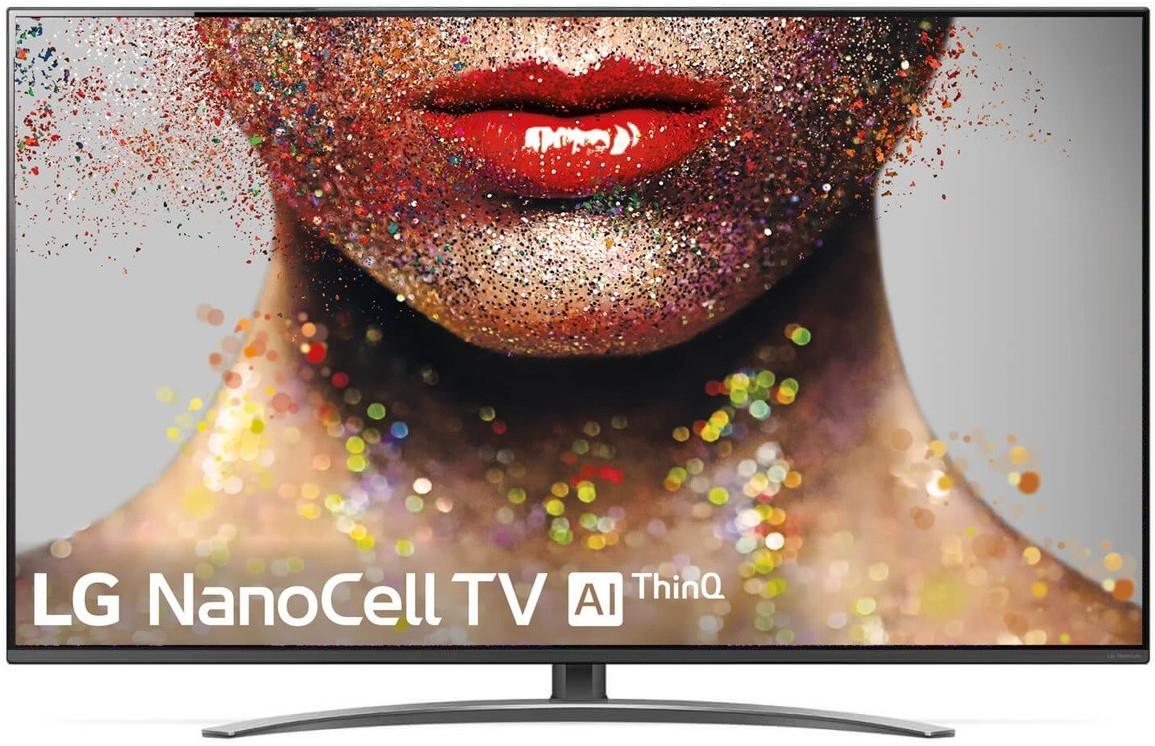 "TV 55"" LG 55SM8200PLA - 4K UHD, HDR, LED, NanoCell, Smart TV, son DTS Virtual X (475.74€ pour les Adhérents)"