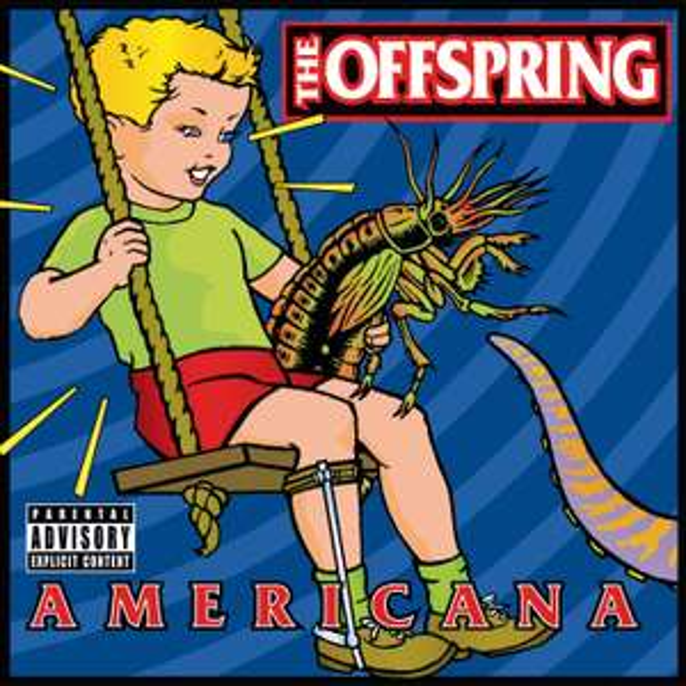 Vinyle The Offspring - Americana