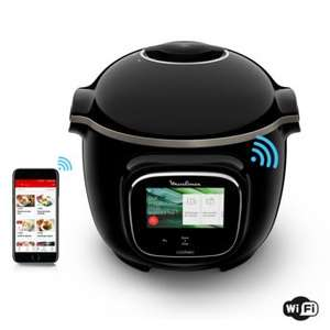 Autocuiseur Moulinex Cookeo Touch WiFi