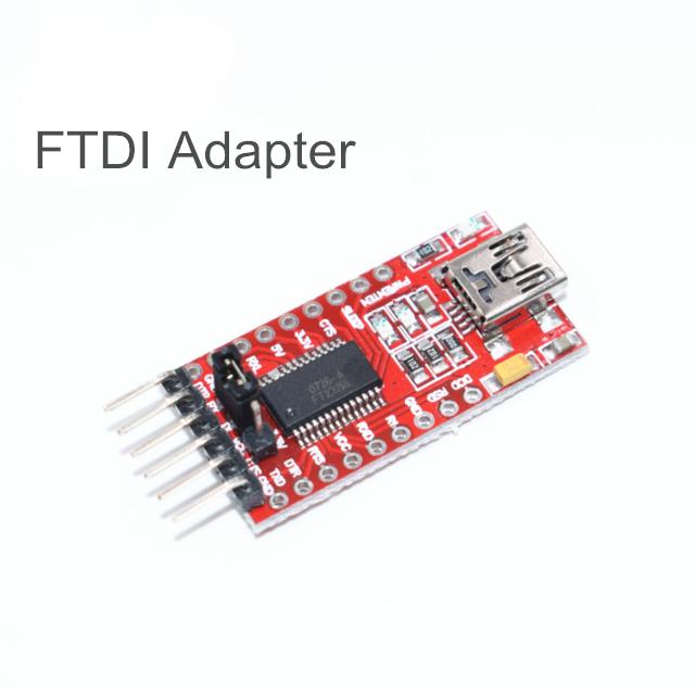 Convertisseur FT232RL FTDI USB vers TTL (Frais de port inclus)