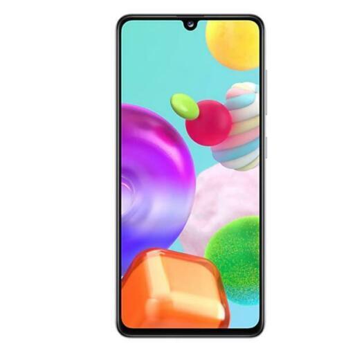 "Smartphone 6.1"" Samsung Galaxy A41 - 4 Go de Ram, 64 Go"