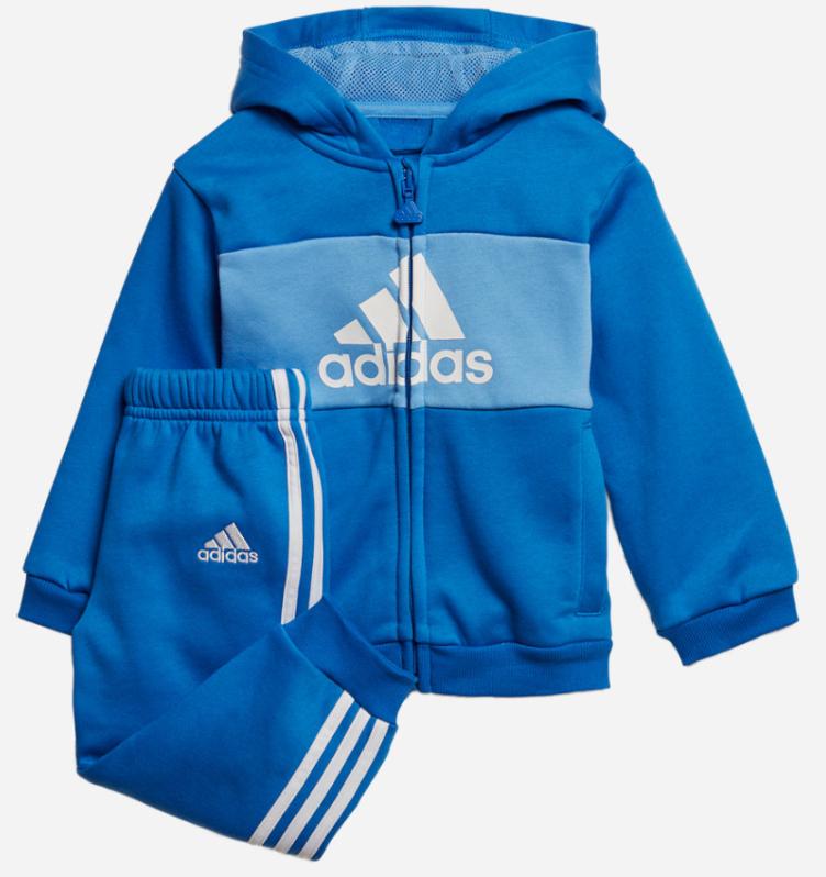 Survêtement Adidas Log Fzhd J FL pour Bébés - Tailles au choix