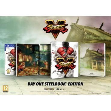Jeu Street Fighter V sur PC  + 3 DLCs + Abonnement à The Game (6 numéros)