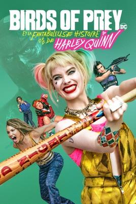 Film 4K UHD - Birds of Prey et la fantabuleuse histoire d'Harley Quinn (Dématérialisé - iTunes)