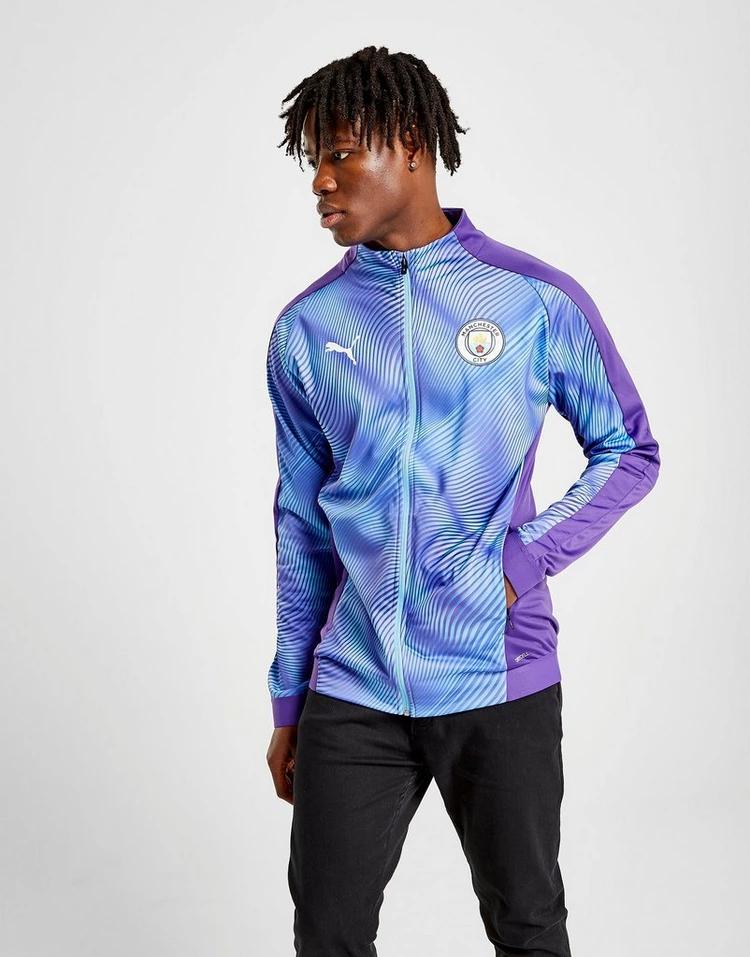 Veste de training Puma Manchester City FC Stadium pour Homme