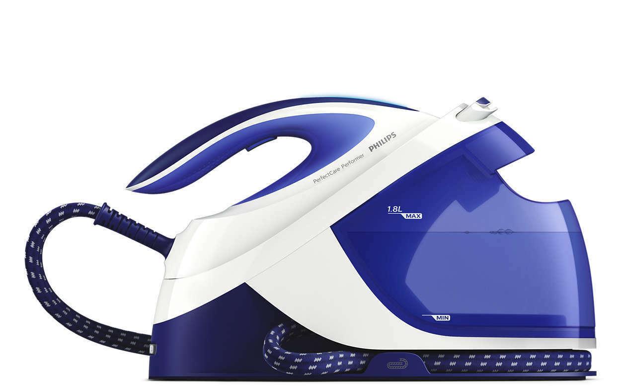 Sélection de produits Philips en promotion - Ex : Centrale Vapeur PerfectCare Performer GC8702/30 - 2600W, 1.8L (69.99€ avec POURVOUS5)