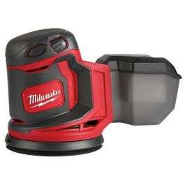 Ponceuse orbitale excentrique Milwaukee M18 BOS125-0 - 125mm