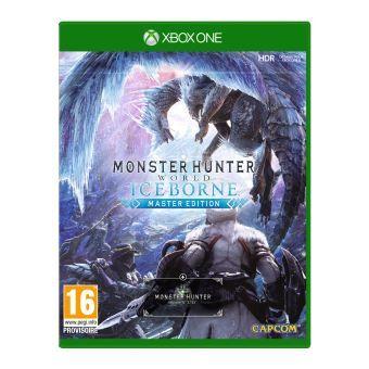 Monster Hunter World Iceborne Master Édition sur PS4 et Xbox One (Via retrait dans une sélection de magasins)