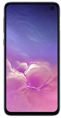 """Smartphone 5.8"""" Samsung Galaxy S10e - Full HD+, Exynos 9820, 6 Go de RAM, 128 Go, Noir Prisme"""