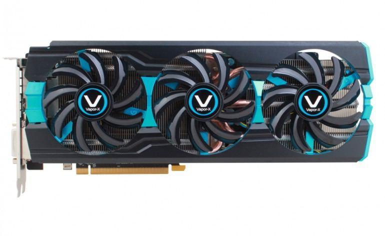 carte graphique Sapphire Radeon R9 280X Vapor-X 3G GDDR5 TRI-X STD with Boost