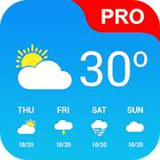 Application Weather Live Pro gratuite sur Android