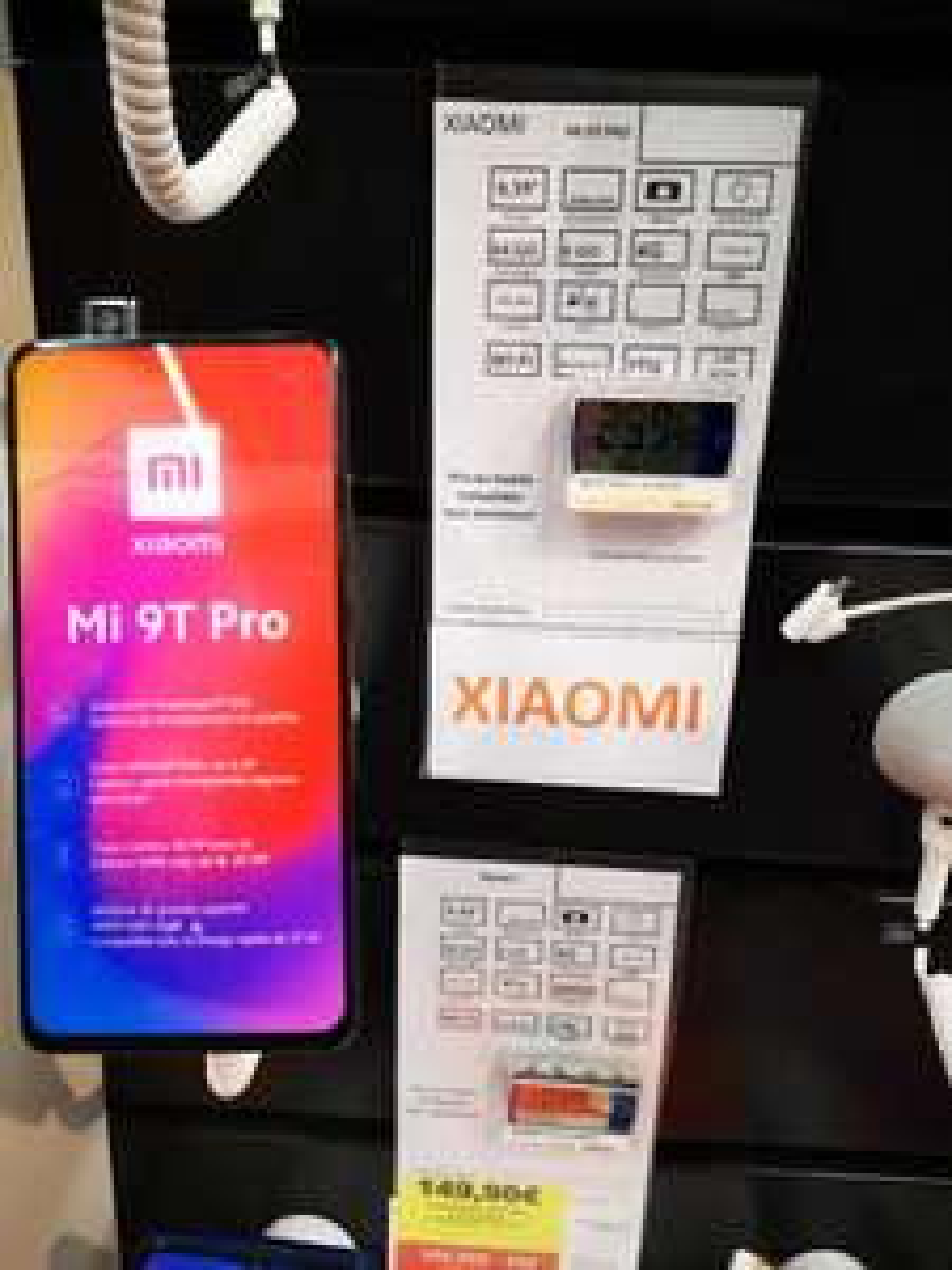 "Smartphone 6.39"" Xiaomi Mi 9T Pro - full HD+, SnapDragon 855, 6 Go de RAM, 64 Go (Labège 31)"
