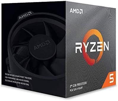 Processeur AMD Ryzen 5 3600 Wraith Stealth - Socket AM4, 3,6 / 4,2 GHz (Vendeur tiers)