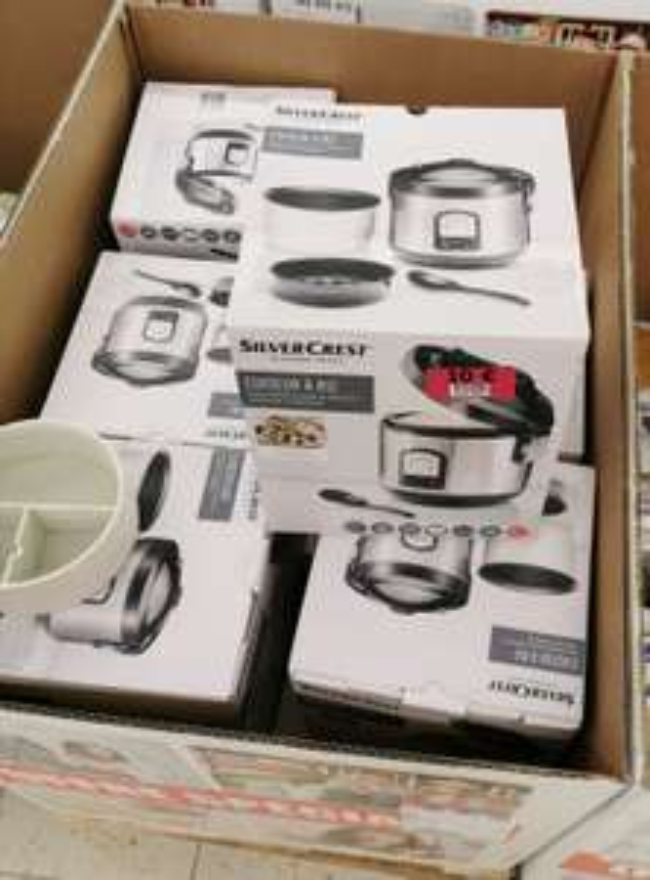 Cuiseur à riz SilverCrest - Revin (08)