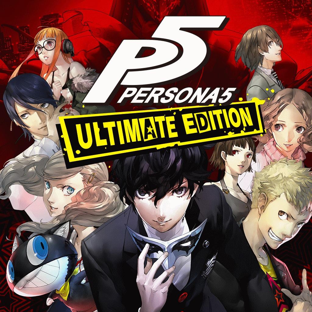 [Abonnés PS+] Persona 5 Ultimate Edition sur PS4 (Dématérialisé)