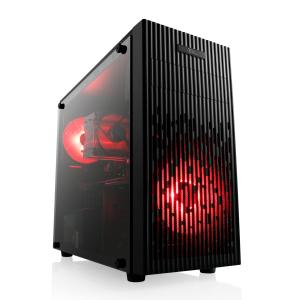 PC Fixe Gamer CSL Sprint 5702 - Ryzen 3 3300X, Palit 1660 Super OC 6G, RAM 16Go (3000 MHz), SSD M.2 512 Go, Alim 500W