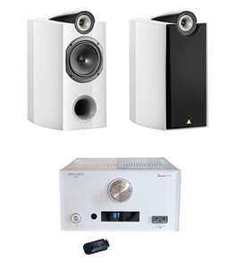 Pack Stream AX1 + Enceinte Triangle Genèse Trio