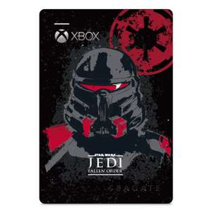 "Disque dur Externe 2.5"" USB 3.0 Seagate GameDrive Star Wars Jedi Edition - 2 To"