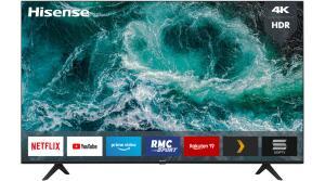 "[Étudiants] TV 58"" Hisense 58A7100F - 4K UHD, HDR 10+, LED, Smart TV (Via Unidays - Vendeur Boulanger)"