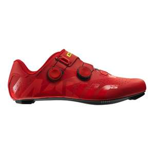 Chaussures Vélo Route Mavic Cosmic Pro 2018 - Rouge