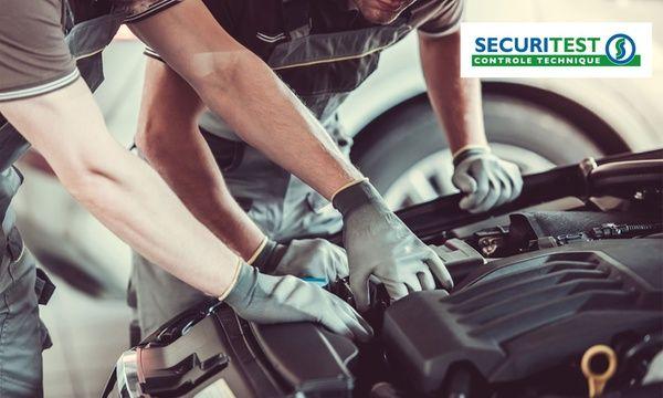 Contrôle technique pour véhicule particulier, essence ou diesel au centre Securitest Obernai (67)