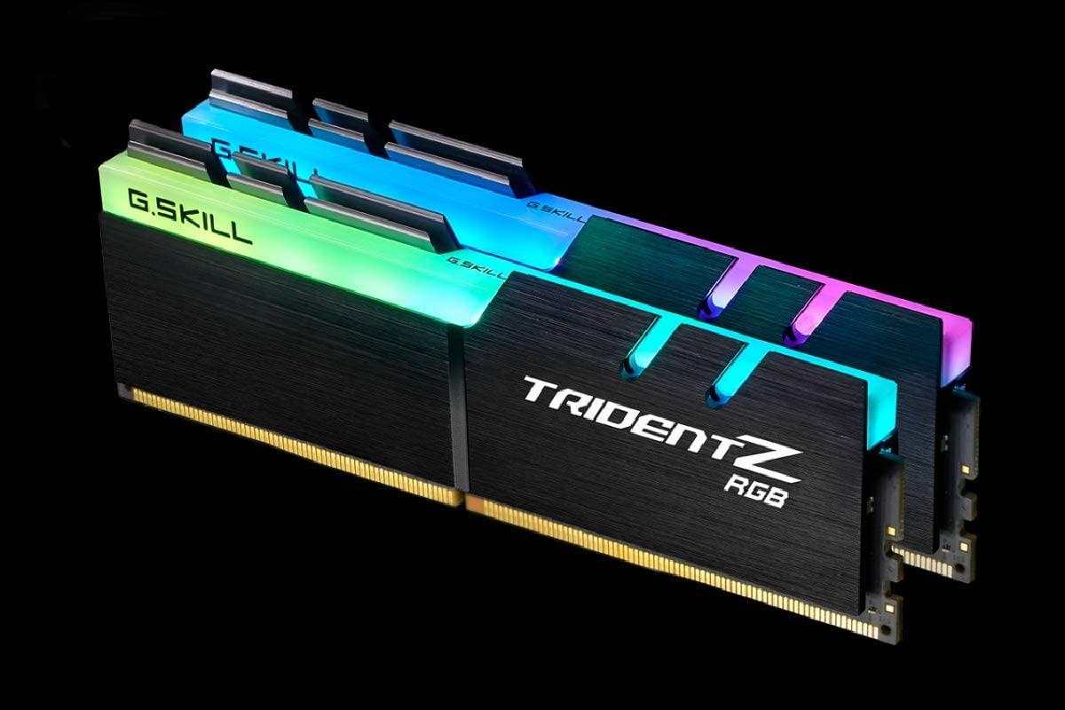 G.Skill Trident Z RGB 16Go (2x8Go) - DDR4-3600MHZ, CL18