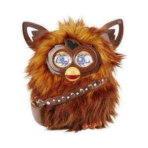 Peluche intéractive Furby Chewbacca Star Wars