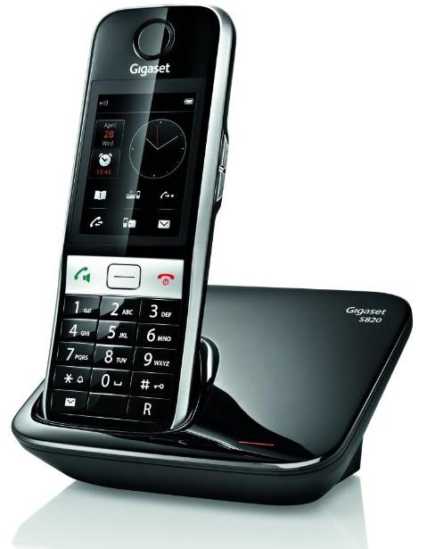 Téléphone sans fil Gigaset S820 DECT - Bluetooth / Paiement via Buyster