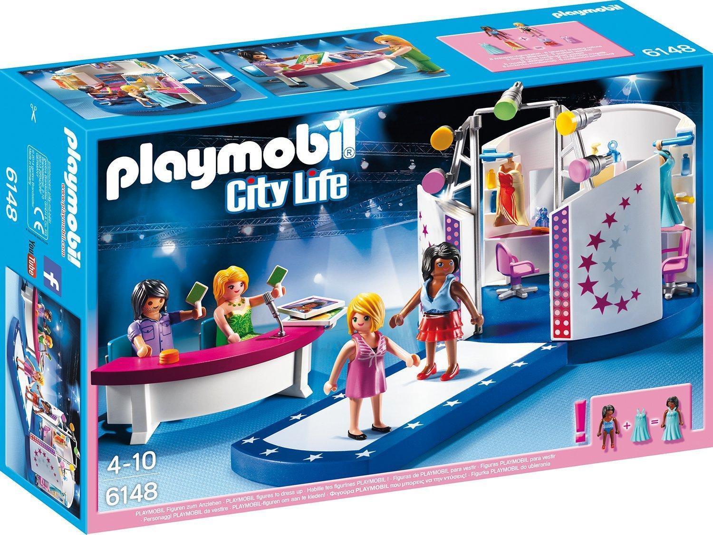 Jouet Playmobil 6148 : Podium pour casting de mode