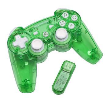 Manette sans fil Rock Candy pour PS3 - Vert