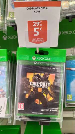 Call of Duty Black Ops IIII sur Xbox One - Aubagne (13)
