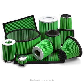 25% de réduction sur une sélection de filtres à air Green + 10€ de réduction si ajout d'un kit d'entretien Gren - UltraPerformance.fr