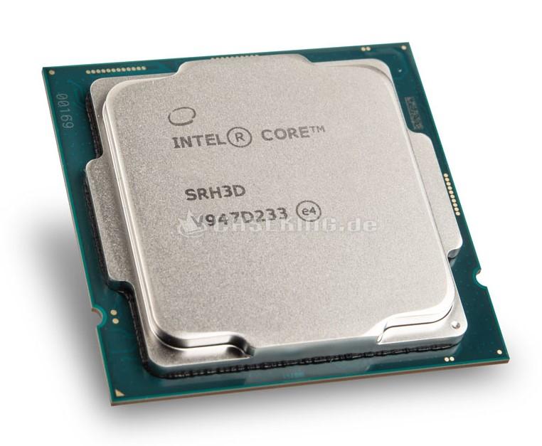 Processeur Intel I9-10900k version Tray