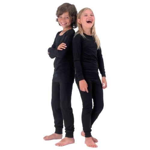 Sous-vêtements thermiques pour enfants