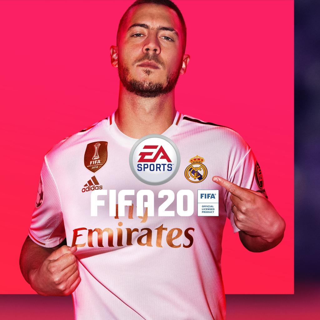 FIFA 20 sur Xbox One (dématérialisé, compte US)