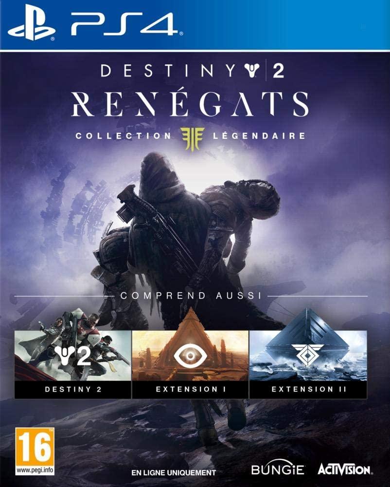 Destiny 2 : Renégats - Collection Légendaire sur PS4