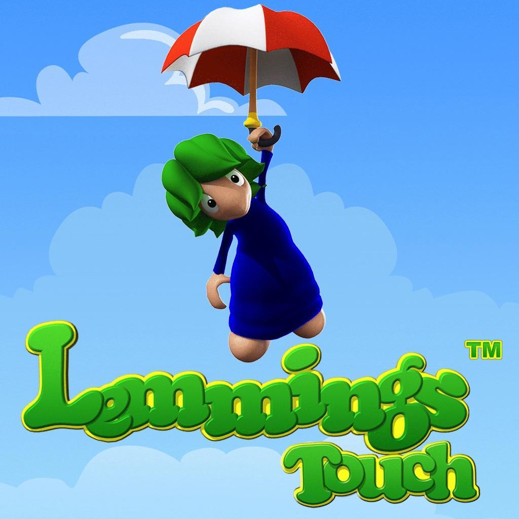 Jeu Lemmings Touch sur PS Vita