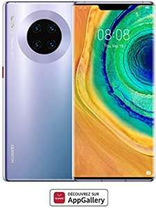 "Smartphone 6.53"" Huawei Mate 30 Pro - 8 Go RAM, 256 Go (Sans Services Google)"