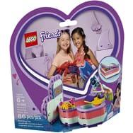 Jouet Lego Friends (41385) - La boîte cœur d'été d'Emma (via 1,50€ sur la carte de fidélité)