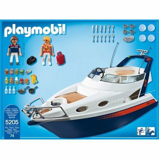 Playmobil 5205 - Yacht De Luxe