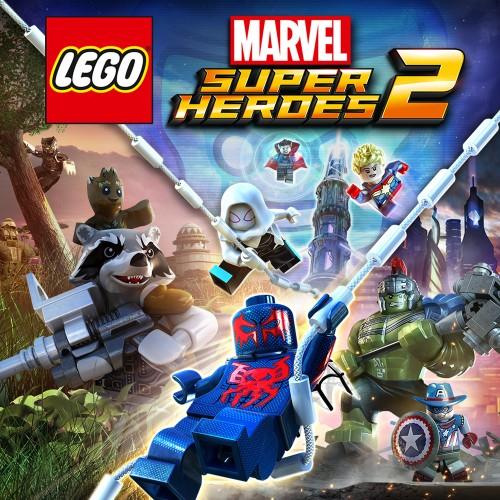 Selection de jeu Lego à 70% de remise - exemple : Lego Marvel Super Heroes 2 sur Nintendo Switch (Dématérialisé - eShop CAN/MEX)