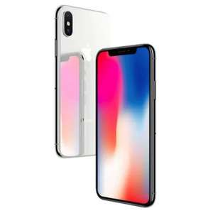 "Smartphone 5.8"" Apple iPhone X (Reconditionné à Neuf) - 64 Go (+42.49€ en SuperPoints - 418,88€ via Code EXI6200)"