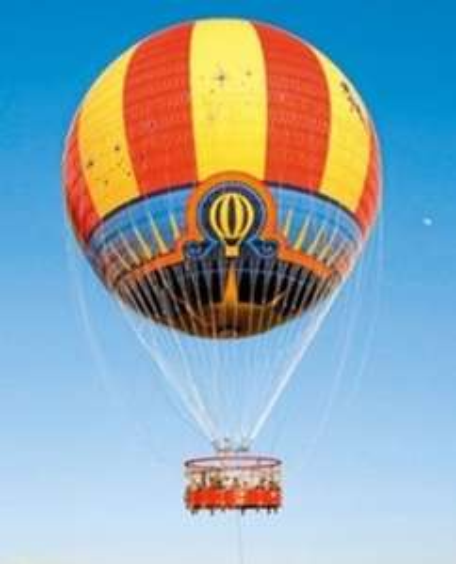 Place Adulte au Ballon PanoraMagique - Disney Village Chessy (77)