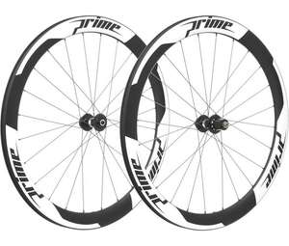 Paires de roues Prime RR-50 V2 - 700cc (Carbone, à Disque)
