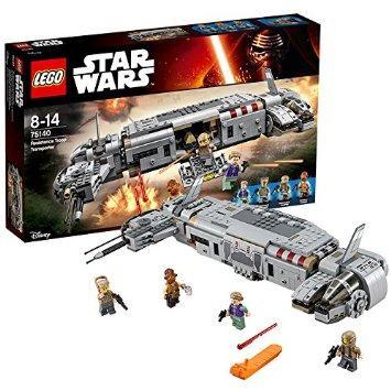 16% de réduction sur les Lego Star Wars - Ex: Resistance Troop Transporter